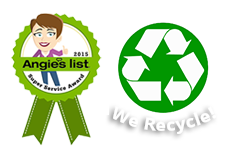 Garage Door Repair Dallas Angies List Recycle Badge