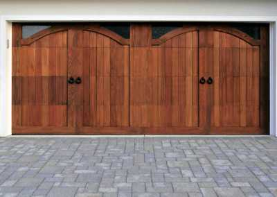 Wood Overlay Doors - Save $100