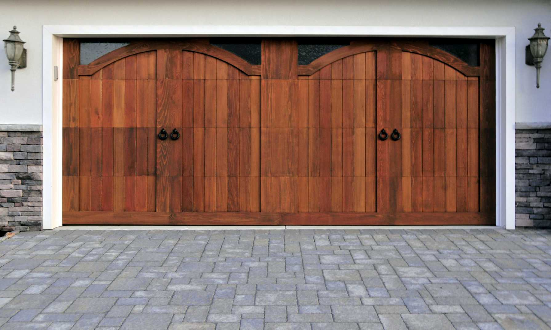 New doors for Garage door opens on its own