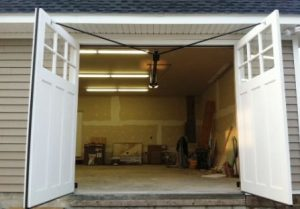 Learning The Use Of A Carriage In Your Dallas Garage Door Opener